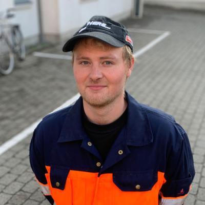 Mathias Mejer Gregersen